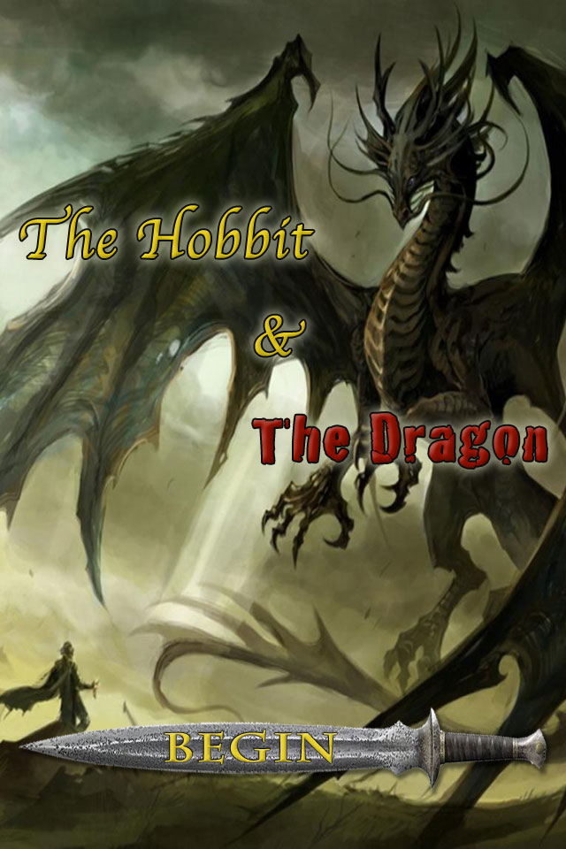 Screenshot The Hobbit and the Dragon