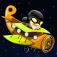 Sky Grandma's Plane Flight : The Mystery Radar of the Lost Airport - PRO