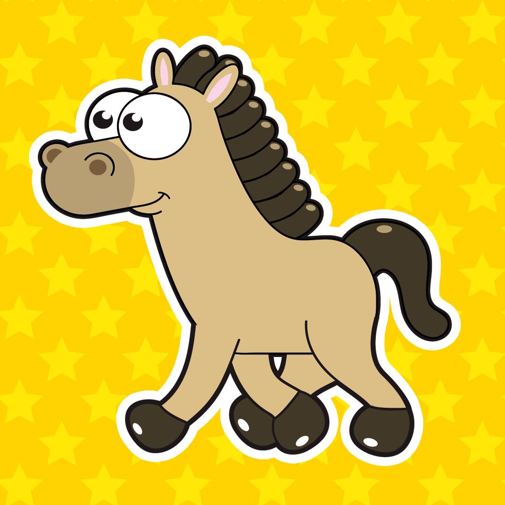 Лошадь против гамбургеров